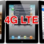 AT&T and Verizon Wireless are set to begin selling LTE versions of Apple's iPad