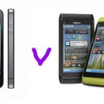 Apple Outpaces Nokia