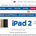 iPad 2 to be available at Toys 'R' Us!