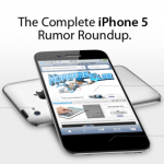 Top 5 iPhone 5 Development Rumors
