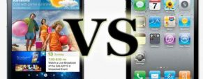 Samsung Galaxy SII vs. iPhone 4