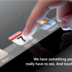 Apple Officially Sends Out Invites For March 7th iPad 3 Event