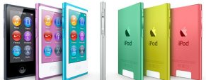 Apple Debuts Thinner 7th Gen iPod Nano